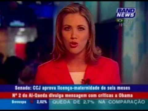 BandNewsTV - Brazilian News Channel