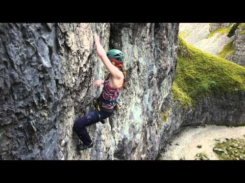 Supercool 8a+, Gordale Scar