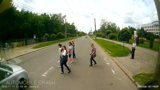 НА ШАГ ОТ СМЕРТИ -  RUSSIAN ROADS! (18+)