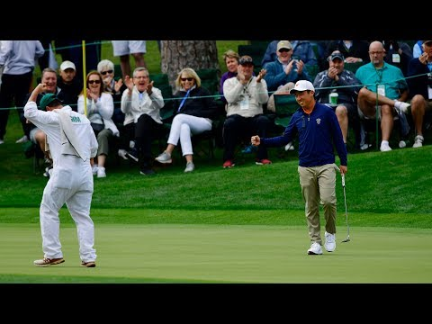 Low Amateur Doug Ghim Excites Augusta