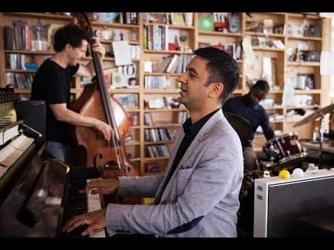 Vijay Iyer Trio: NPR Music Tiny Desk Concert