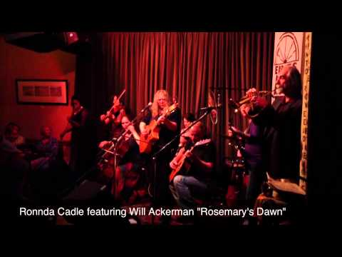 Ronnda Cadle Featuring Will Ackerman