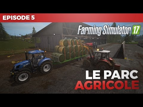 ●LES ANIMAUX EN MULTI !● Farming Simulator 17 | Le parc Agricole Ep.5