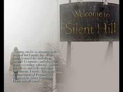 Silent Hill  Promise Reprise Stephen Coleman  Mix