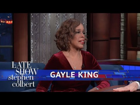 Gayle King Shares Some Of 'Oprah's Favorite Things'