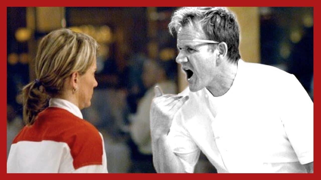 El Chef que hizo llorar a Gordon Ramsay | Opinión - YouTube