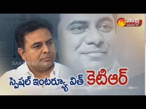 KTR Exclusive Interview | Sakshi TV | Telangana Early-Polls - Watch Exclusive