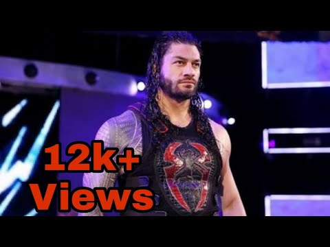 Roman reigns (motivation video for gym)aa gaya ni billo ohi time ni.