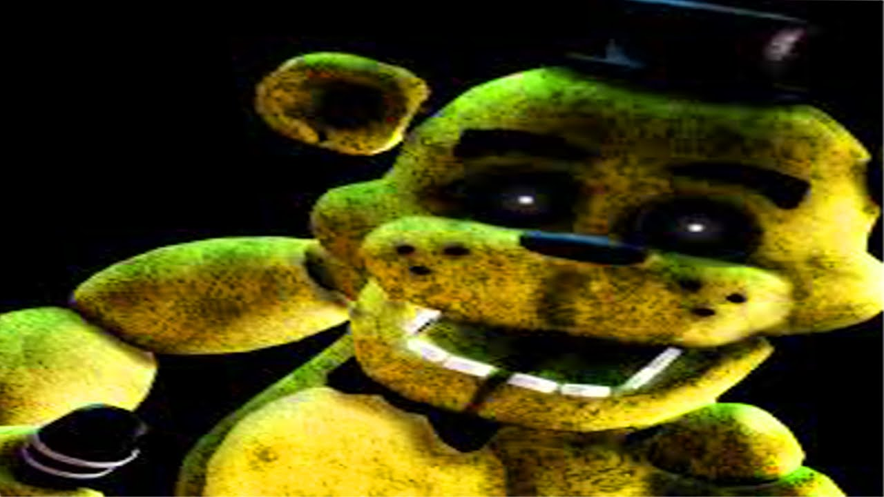 Cute Easter Wallpaper For Android Five Nights At Freddy S 2 Running Golden Freddy Youtube