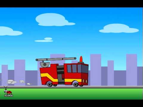 Cool Free Funny Happy Birthday Animated Greeting Fireman Ecard
