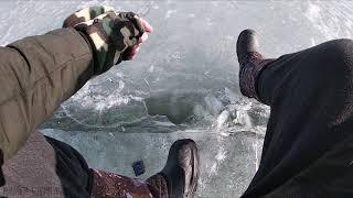 ЗАКРЫТИЕ ЗИМНЕГО СЕЗОНА Зимняя рыбалка 2020 Казахстан Кокшетау оз Копа