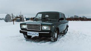 Тест-драйв ВАЗ 2107