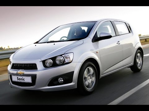 2015 Chevrolet Sonic - YouTube