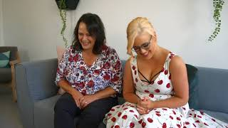 Katherine and her daughter Ruby talk with us about Katherine's favo...