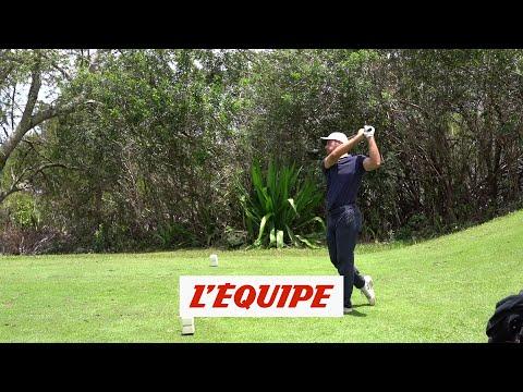 Romain Wattel change de swing