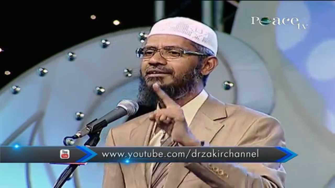 Concept of God in World Major Religion by Dr Zakir Naik | Part 1