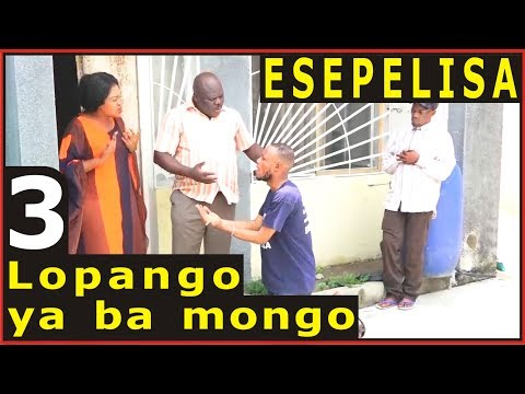LOPANGO YA BA MONGO 3 FIN Modero Fatou Blandine ESEPELISA THEATRE CONGOLAIS NOUVEAUTÉ 2017 blog rdc