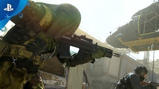Call of Duty: Modern Warfare   New Multiplayer Maps   PS4