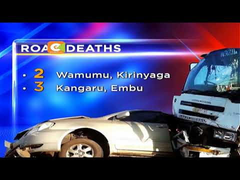 9 people killed in road crashes in the last 24 hours