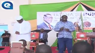 Raila Odinga dances to AY's Zigo   YouTube