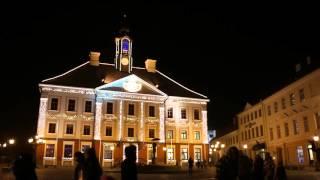 видео Праздник Новый год в Эстонии