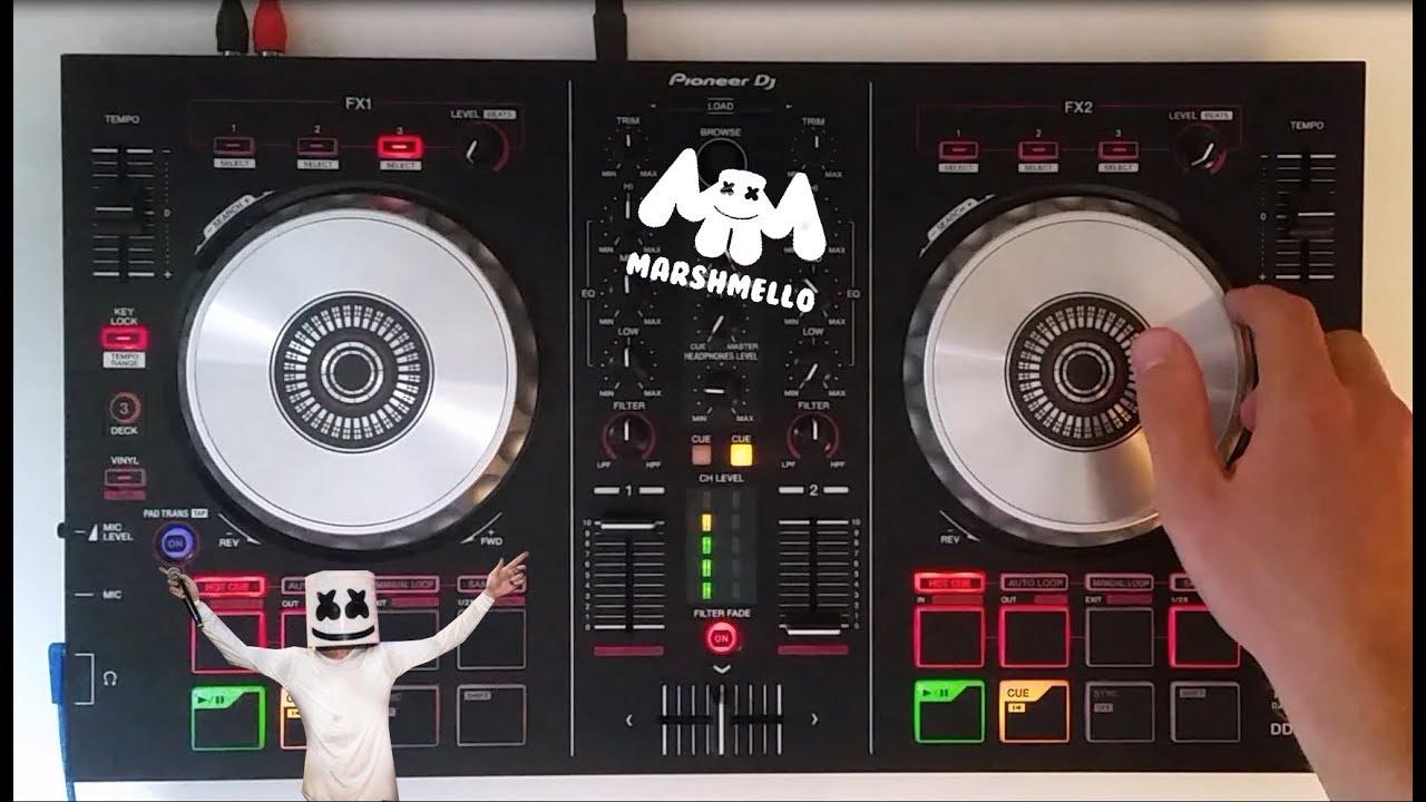 Marshmello Live Mix | Pioneer DDJ SB2