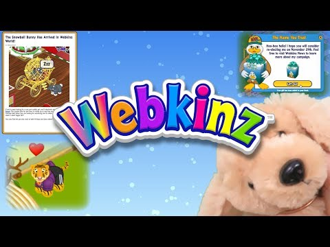 Welcome to Webkinz