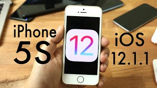 iOS 12.1.1 OFFICIAL On iPHONE 5S! (Review)