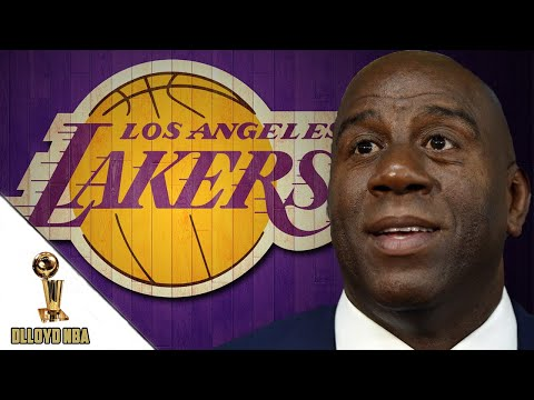 Rob Pelinka CAUGHT Talking Bad About Magic Johnson! Is This Why He Quit?