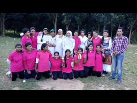 Saver College Girls' Cricket Team 2016
