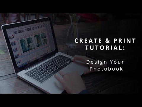 Orms Photobook Tutorial: How To Design Your Premium High Definition Photobook With Create And Print