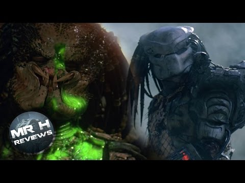 Why did the Predator laugh
