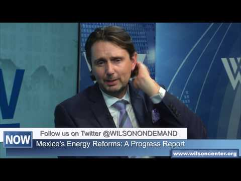 Mexico's Energy Reforms: A Progress Report