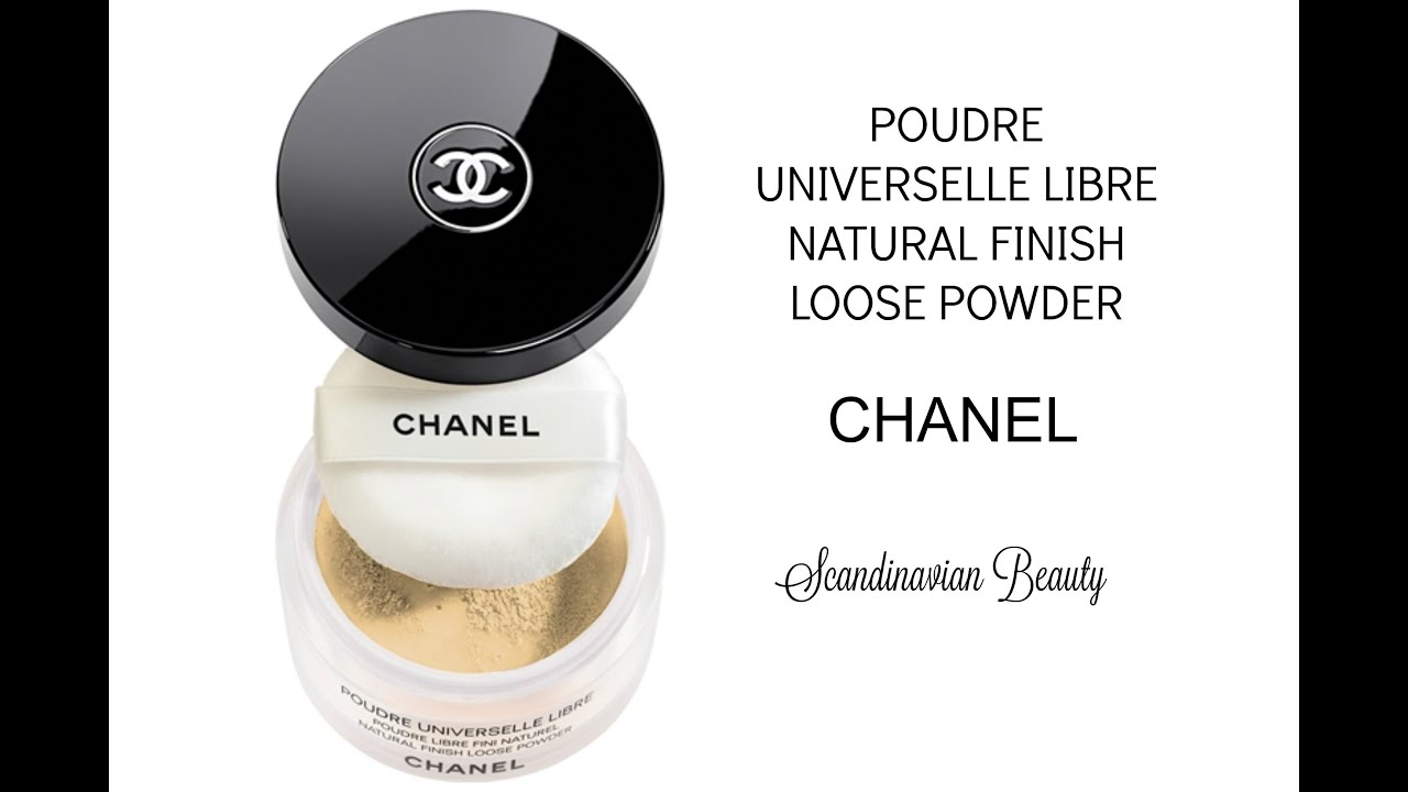Chanel Poudre Universelle Libre Review Bloopers 2016 Scandinavian Beauty