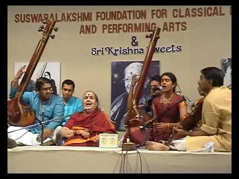 Radha Viswanathan - Jagadhodharana - Hindustani Kapi