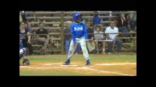 Maurice J. Smith Jr. - 9 years old Baseball Highlights Fort Pierce Little League