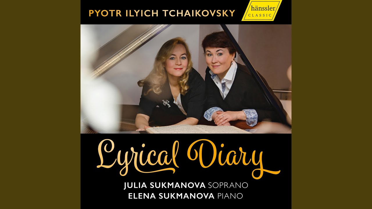 Tchaikovsky: Lyrical Diary - Hänssler: HC - CD or download | Presto Classical