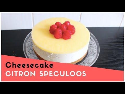 #recette-cheesecake-citron-speculoos-|-sans-cuisson-|-inratable