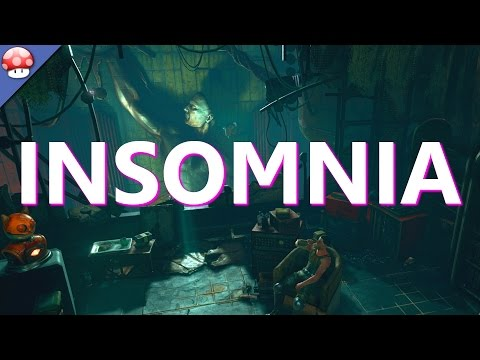 InSomnia Gameplay (PC HD) (Free Game Demo) Let's Play InSomnia RPG Prologue - Kickstarter