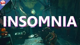 InSomnia Gameplay (PC HD) (Free Game Demo) Let