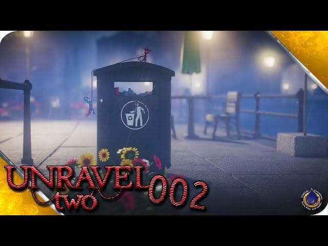 UNRAVEL TWO 🌼 [002]: Versteckspiel