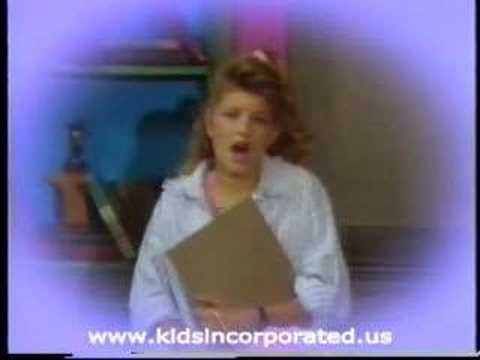 Kids Incorporated - Time After Time