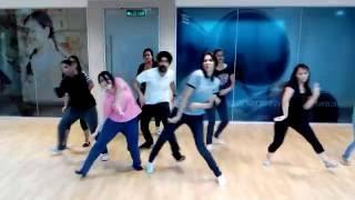 kala chashma | choreography | Katrina Kaif | Badshah | i dance india | students