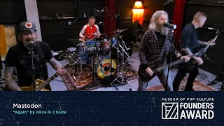 """Mastodon - """"Again"""" by Alice In Chains 