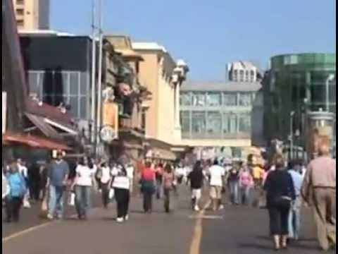Atlantic City Boardwalk- Raw Footage