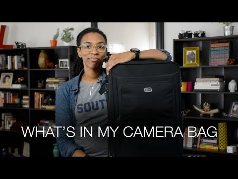 What's In My Camera Bag // Editorial And Commercial Photography