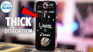 Donner Dark Mouse  - One Ratty Pedal!?