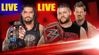 Wwe Raw 9 January 2017 Highlights