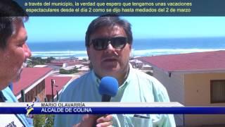 NOTA COLONIAS DE VERANO COLINA