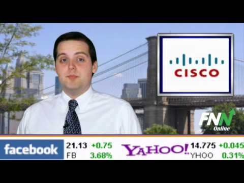 Cisco Systems Earnings Preview